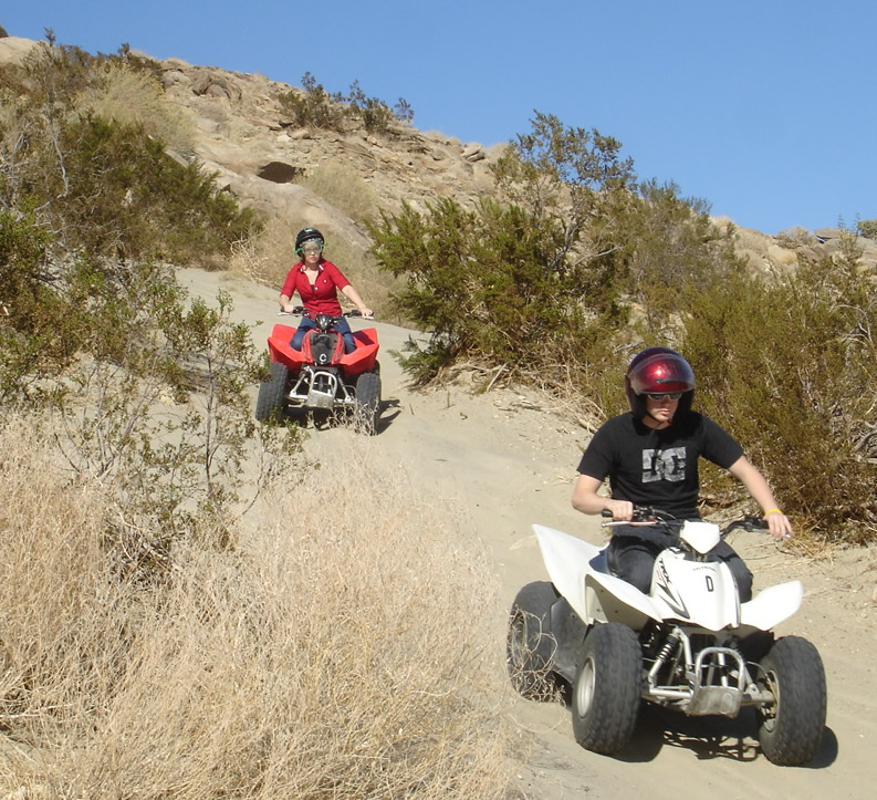 Off Road Rentals Quad Rentals