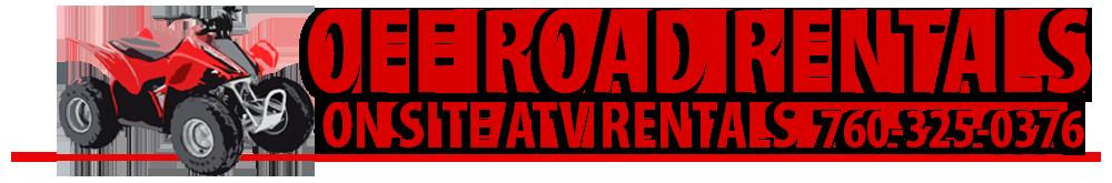 Off Road Rentals Quad Rentals